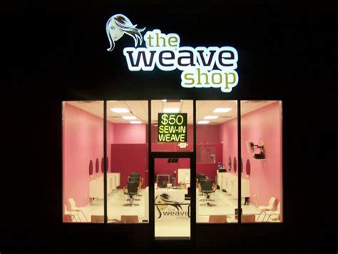 illinois chicago  westport commons  weave shop