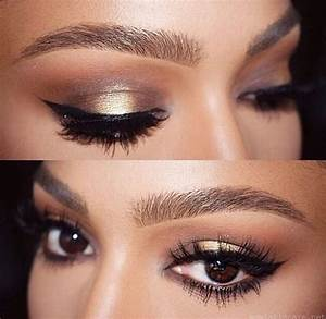 Simple Makeup with Prom Makeup Ideas for Brown Eyes with ...
