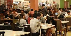 Cafeteria Asia Pacific University (APU)
