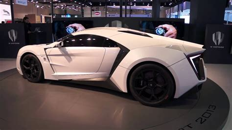 The Most Expensive Car In The World , $ 3.5 Million, Qatar