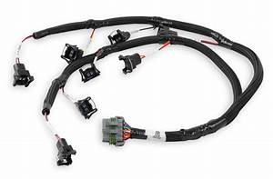 Holley Efi 558-213 Ford V8 Injector Harness