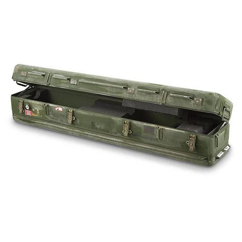 military aluminum container  storage