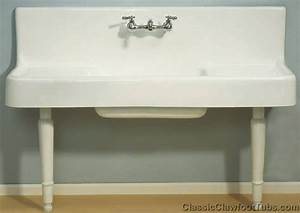 60quot Farmhouse Drainboard Sink With Legs Classic Clawfoot Tub