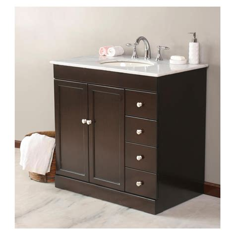 36 Inch Bathroom Vanity With Top  Interior Design