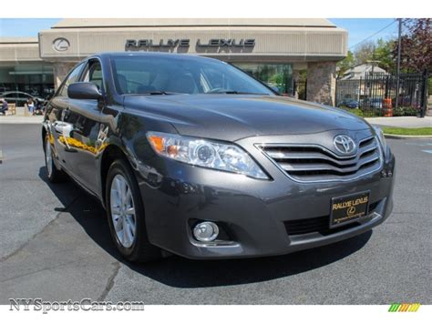 2011 Toyota Camry V6 by 2011 Toyota Camry Xle V6 In Magnetic Gray Metallic
