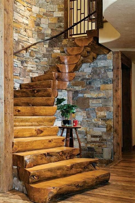 No Automatic Alt Text Available 25 Best Ideas About Rustic Stairs On Basement