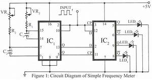 Simple Frequency Meter  U2013 Electronics Project