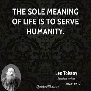 Leo Tolstoy Life Quotes   QuoteHD