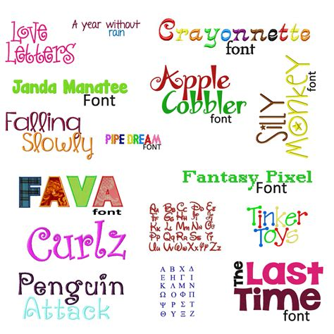 embroidery font deal 50 machine embroidery fonts embroidery super deal