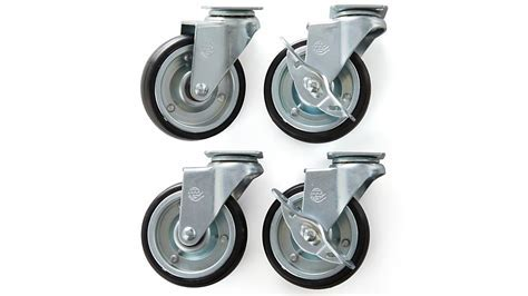 Set of 4 Casters for Sheridan Kitchen Island   Reviews