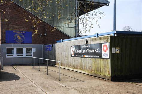 King's Lynn Town FC thank NHS as Queen Elizabeth Hospital ...