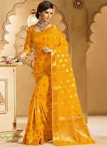Kanchipuram Silk Saree A must at a South Indian Wedding