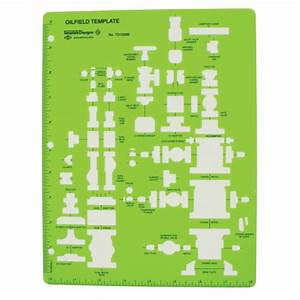 alvin oil field template td10269 With pipe fitting templates