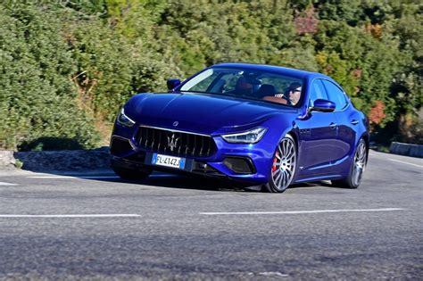New Maserati Ghibli S Review