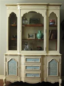 european paint finishes french provincial hutch With what kind of paint to use on kitchen cabinets for gold thank you stickers