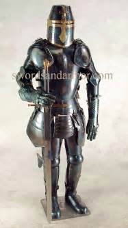 What Does Bk Stand For by Black Knight Suit Of Armor