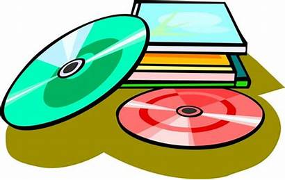 Clip Clipart Cd Cds Word Center Dvds