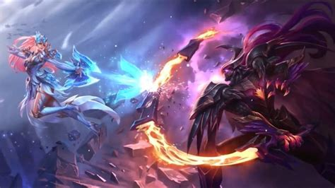 Story Behind Lindis And Omen In Aov