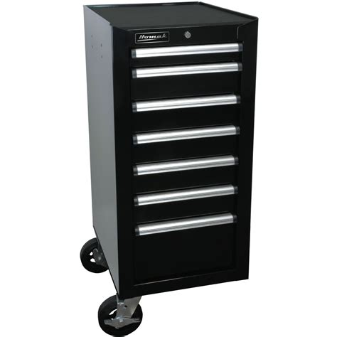 tool box end cabinet homak h2pro 18in 7 drawer side cabinet northern tool