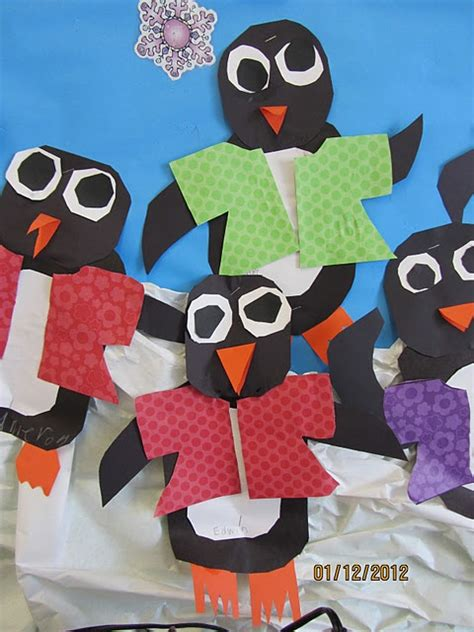 80 best images about preschool penguin theme on 135   a5db26106425e9cd33f4dc6e26e14f8e kindergarten crafts preschool ideas