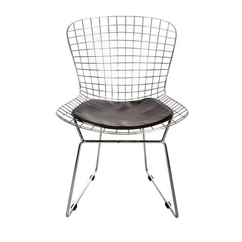 harry bertoia side chair rentals event furniture rental