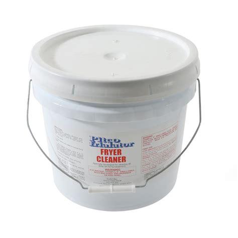 fryer cleaner pitco deep fat 25lbs powder webstaurantstore