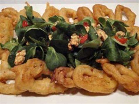 calamar cuisine les meilleures recettes de calamars de cuisine maison
