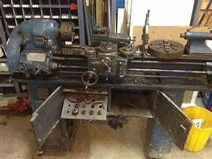 Old Weiler Lathe On Philly Cl