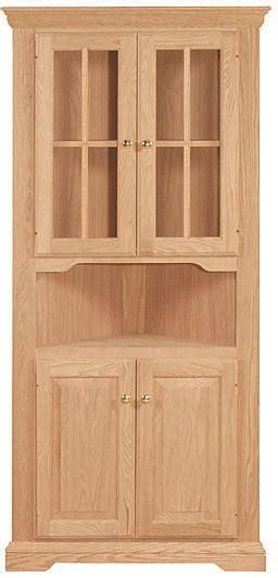 unfinished furniture hutch unfinished corner cabinet home decor