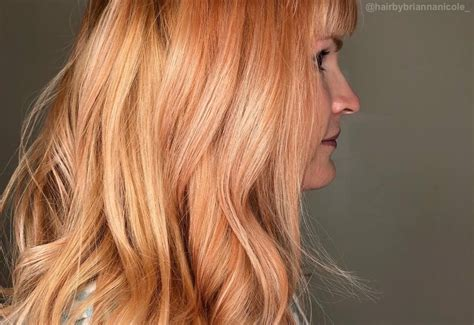 Strawberry Hair Color by 27 Yummiest Strawberry Hair Colors For 2018