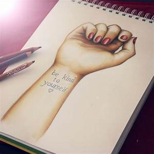 Stop Self Harm drawing this is truly beautiful. | It's an ...