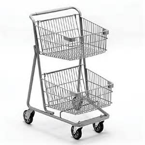 Small Grocery Shopping Carts