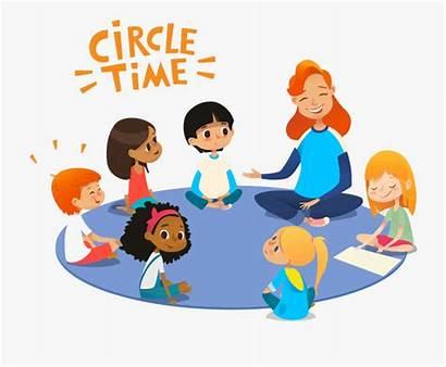 Circle Clipart Preschool Cartoon Virtual Library Cliparts