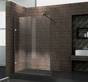 Offene Dusche Gemauert : duschw nde und duschabtrennungen aus glas ~ Markanthonyermac.com Haus und Dekorationen