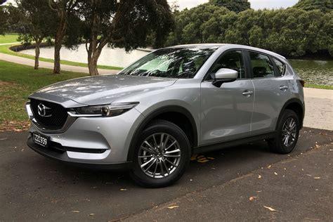 Mazda Cx-5 Touring Petrol 2017 Review