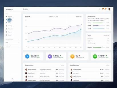 Dashboard Ui Kit Workspace Released Update App