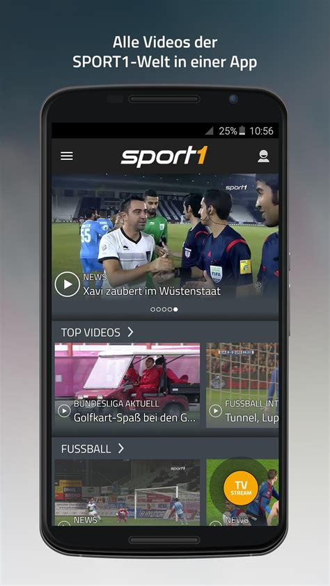 Sport1 gmbh on vastuussa tästä sivusta. SPORT1 Video for Android - APK Download