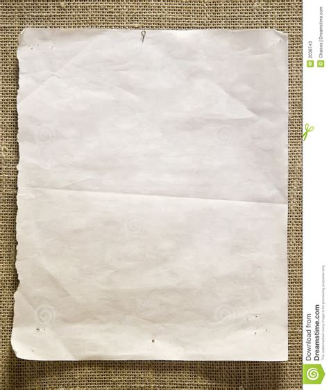 pin paper   wall stock  image