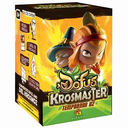 Krosmaster Blind Box Spanish Version Arena Season