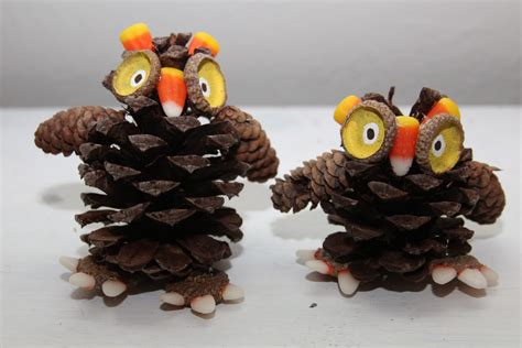 pine cone crafts guide patterns