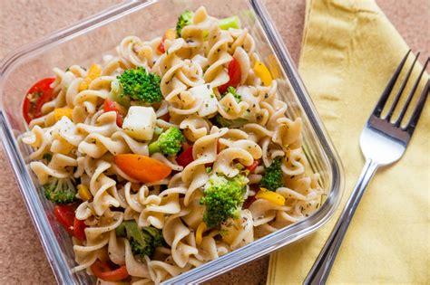 lunch box pasta salad the washington post