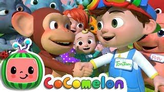 Row Row Your Boat Cocomelon by Yoyo Rhymes For Children Gaming