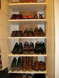 Schuhschrank Für Viele Schuhe : schuhschrank selber bauen eine kreative schuhaufbewahrung idee ~ Frokenaadalensverden.com Haus und Dekorationen