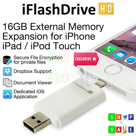 how to get more memory on iphone i flashdrive hd usb drive memory stick for iphone