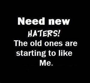 Hater Quotes | Hater Sayings | Hater Picture Quotes