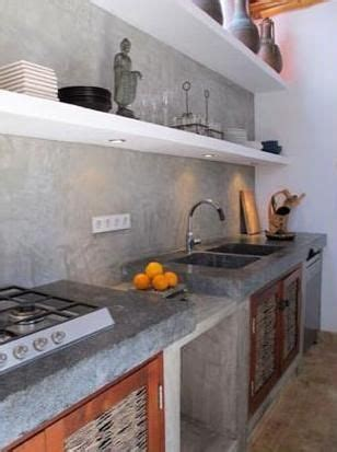 cocinas  bajo mesada de obra en microcemento buscar  google decoracion de cocina