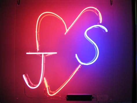 A Valentine Creation  Neon Creations