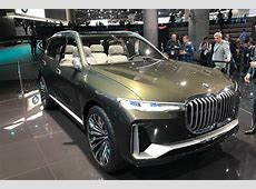 BMW X7 Concept pictures Evo