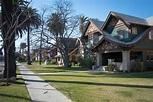 West Adams (South Los Angeles) random pics of homes ...