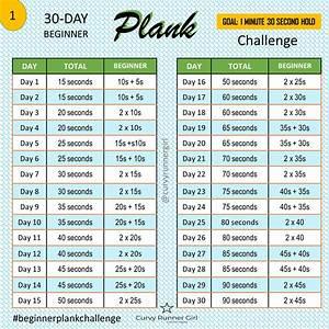 Beginner's ... Plank Challenge